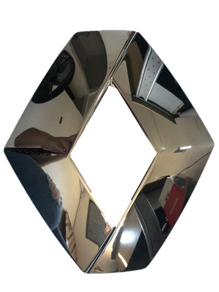 Emblema Logo Renault Grade Dianteira Duster 2015