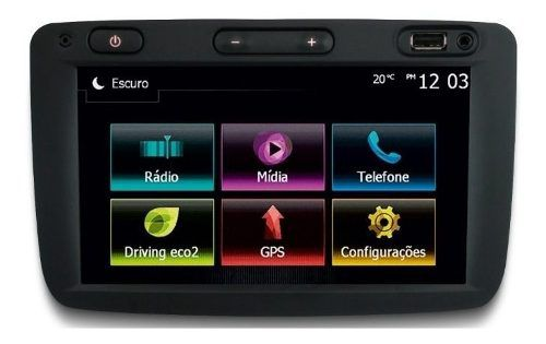Media Nav Renault Sandero Logan Duster Original