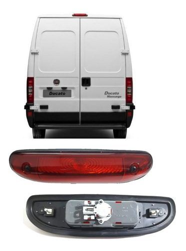 Break Light Luz Freio Fiat Ducato 2006 2011 12 2017 Original