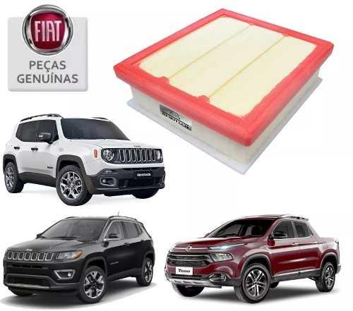 Filtro Ar Toro Jeep Renegade Compass 2016 2017 2018 2019