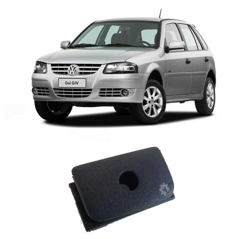 Acabamento Guia Pino Trava Porta VW Gol Saveiro Parati G4