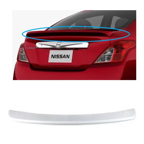 Aerofólio Nissan Versa 2012 2013 2014 2015 2016 Original