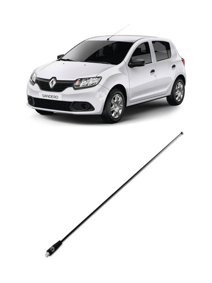 Antena Externa Renault Sandero Logan Master Kangoo Original