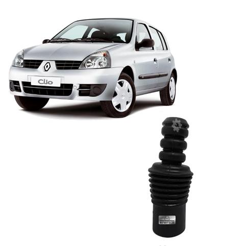 Batente Coifa Amortecedor Dianteiro Renault Clio 2000 2013