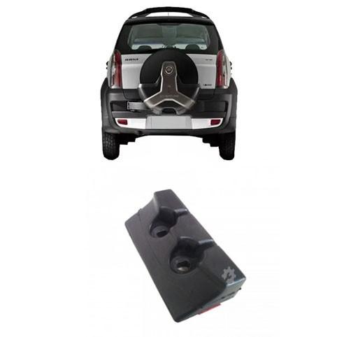 Batente Externo Suporte Estepe Fiat Idea Adventure Original
