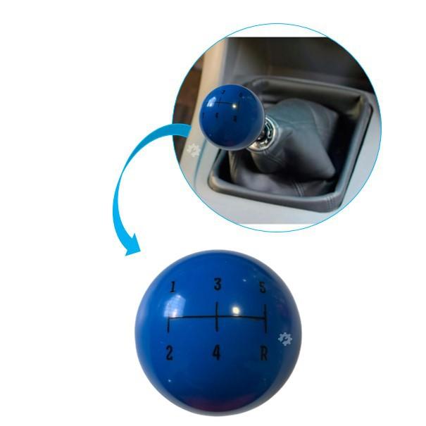 Bola Câmbio Sinuca 5 Marchas Azul 54mm Ré P/ Trás