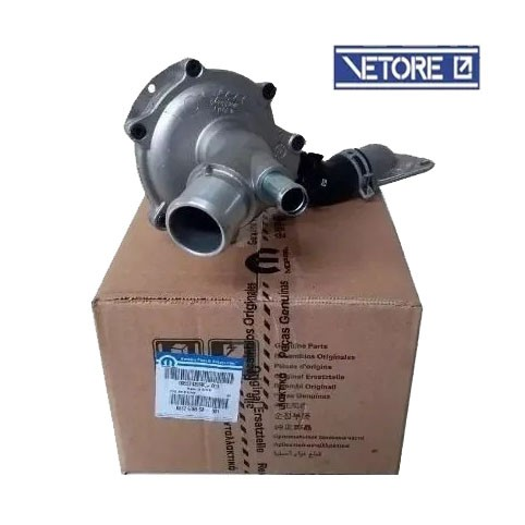 Bomba Água Fiat E-torq Vetore 1.6 1.8 16v Siena Palio Strada Idea Doblo Original