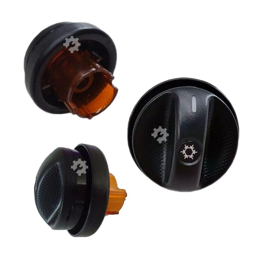Botão Ar Condicionado Palio Siena Strada G2 G3  Original