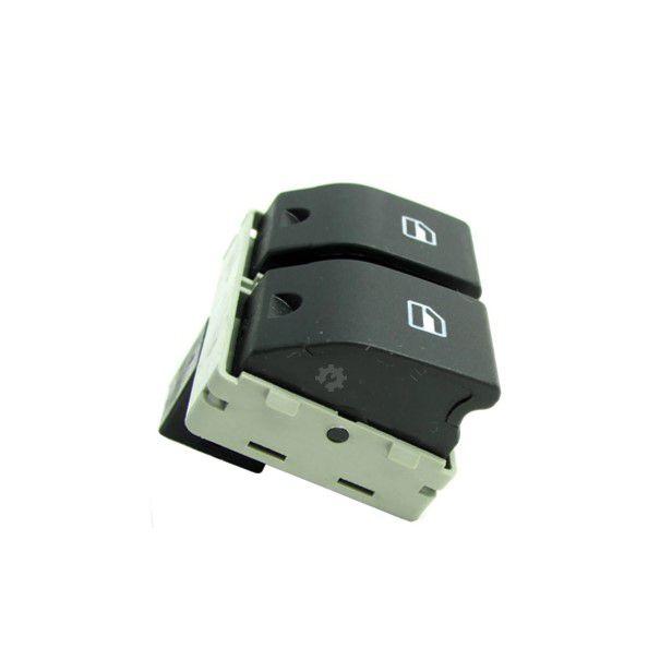 Botão Interruptor Elétrico Duplo Gol Polo Fox G5 G6 G7
