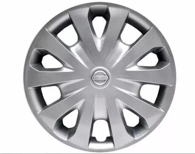 Calota Roda Aro 15 Nissan Versa 2015 2016 2017 - Original