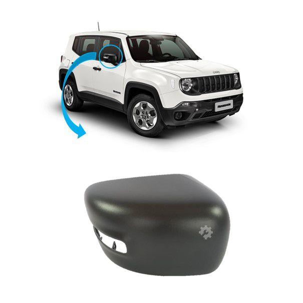 Capa Retrovisor Direito Jeep Renegade 2015 2020 Original