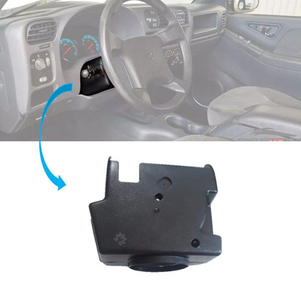 Capa Chave Seta C/ Regulagem S10 Blazer Diesel 2.5 2.8 2001 2011