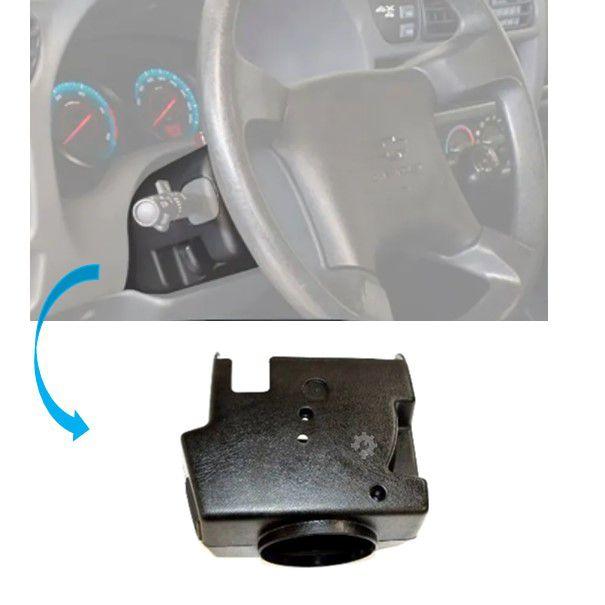 Capa Chave Seta Moldura S10 Blazer Flex 2.4 2007 2009 2011