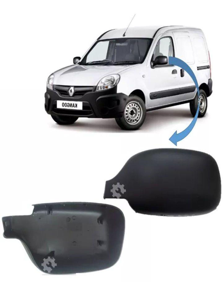 Capa Retrovisor Lado Esquerdo Renault Kangoo Original