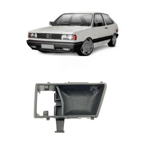 Carcaça Maçaneta Interna Volkswagen Gol Saveiro 1987 1994