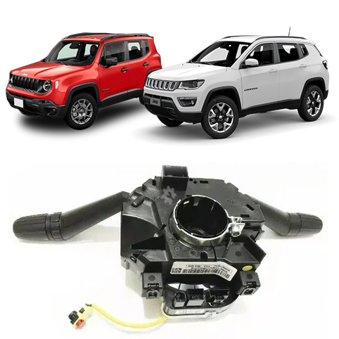 Chave Seta Jeep Compass Renegade 2016 2017 2019 Original