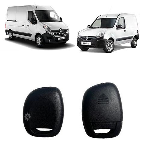 Chave Transponder Telecomando Renault Kangoo Master Original
