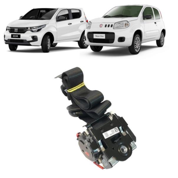 Cinto Segurança Dianteiro Esquerdo Fiat Uno Mobi 2011 2020