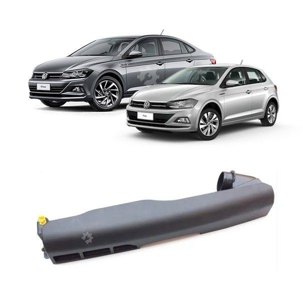 Condutor Ar Volkswagen Novo Polo Virtus 2018 2019 2020