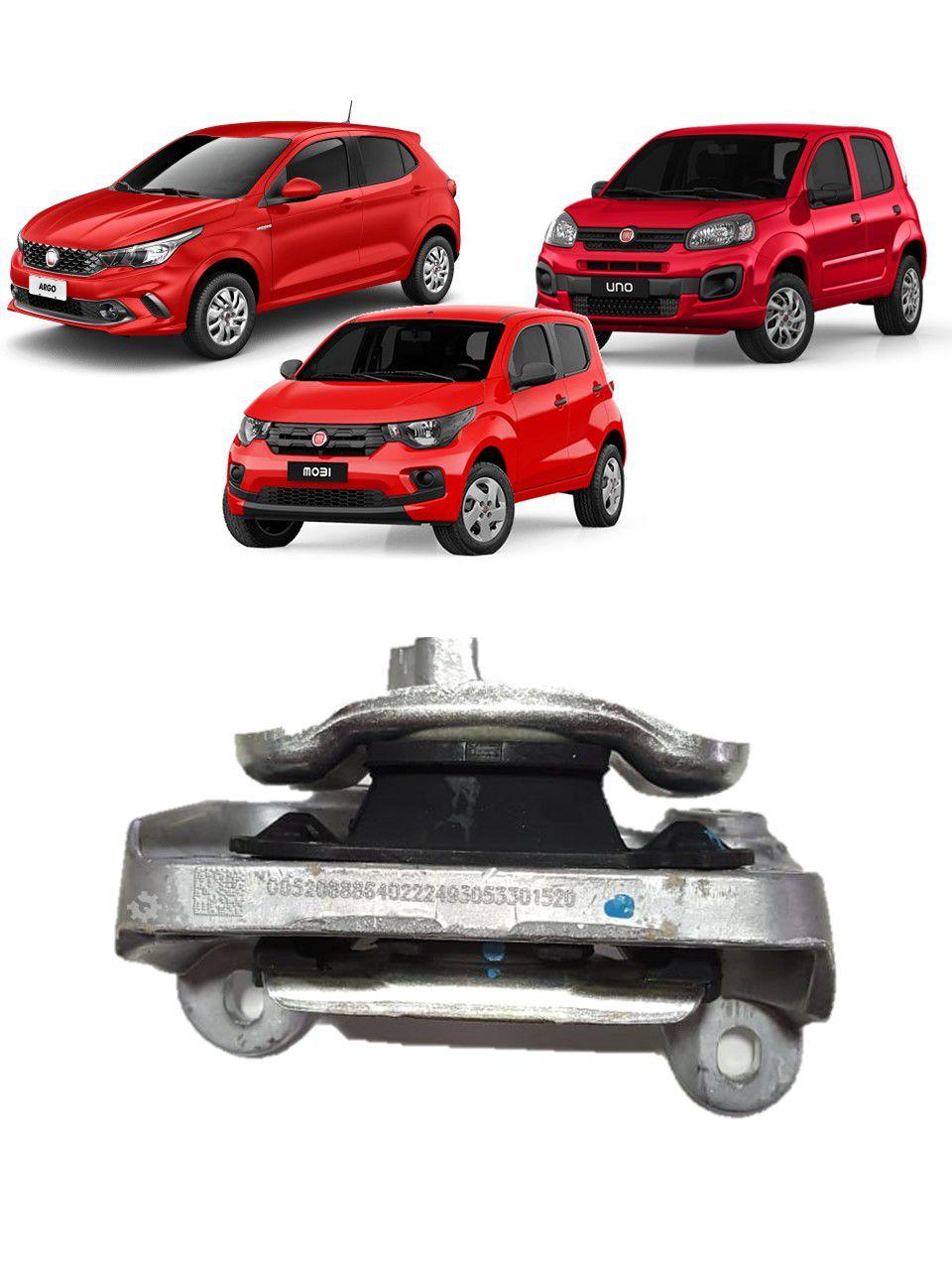 Coxim Motor Cambio Superior Esquerdo Fiat Argo Mobi Original