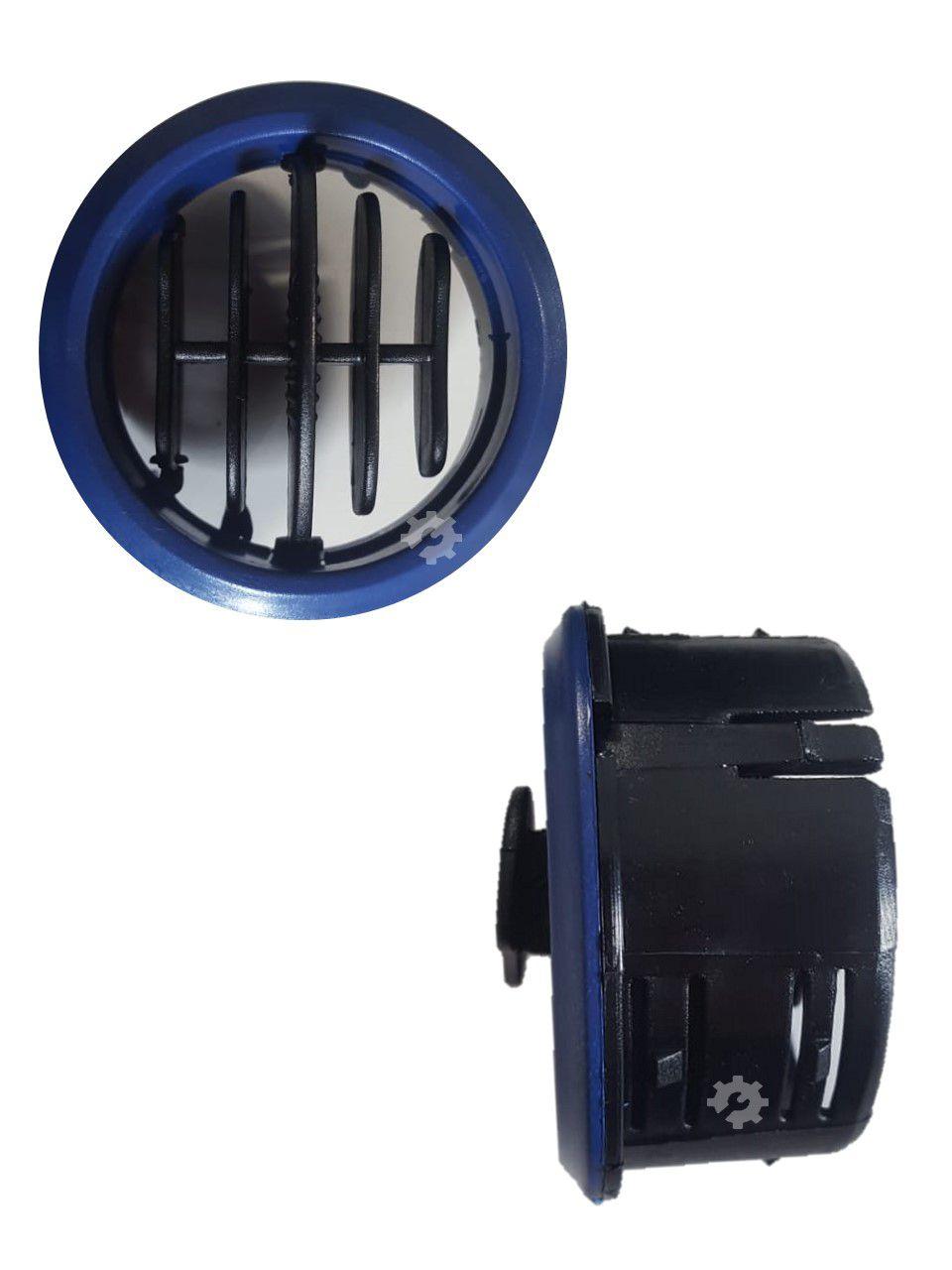 Difusor Ar Central Lateral Azul Celta Prisma 2007 10 2015