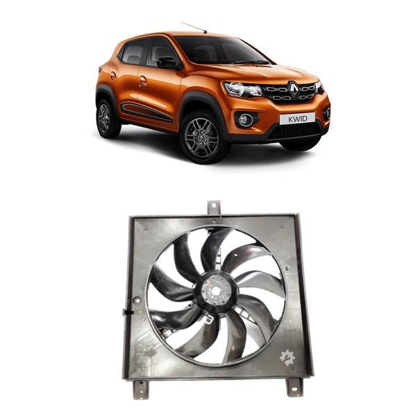 Eletroventilador Renault Kwid 2017 2018 2019 2020 Original