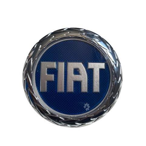 Emblema Logo Fiat Azul Grade Palio Siena Strada 2004 05 2006