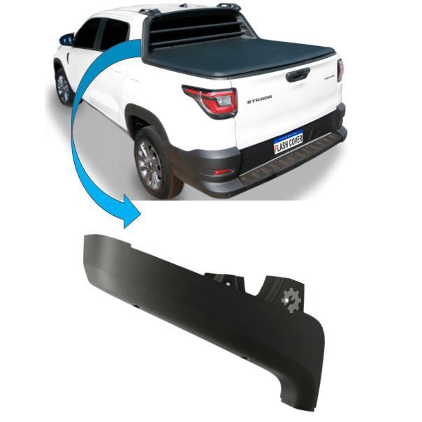 Friso Caçamba Esquerdo Fiat Strada 2013 2017 2020 Original