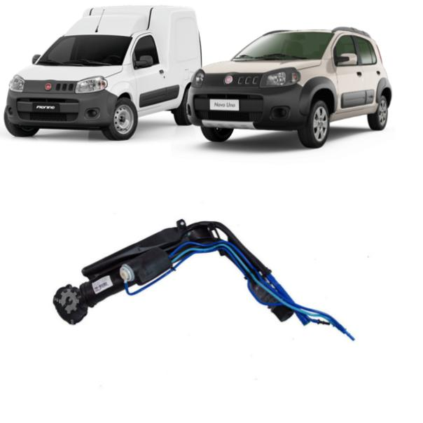 Gargalo Tanque Combustível Fiat Uno 2011 2015 2020 Original