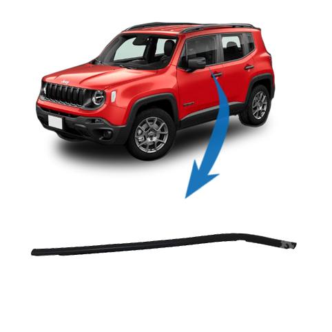Guarnição Pestana Dianteira Esquerda Jeep Renegade 2015 2020