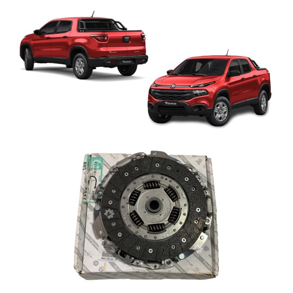 Kit Embreagem Fiat Toro Manual 2016 2017 2018 2019 Original