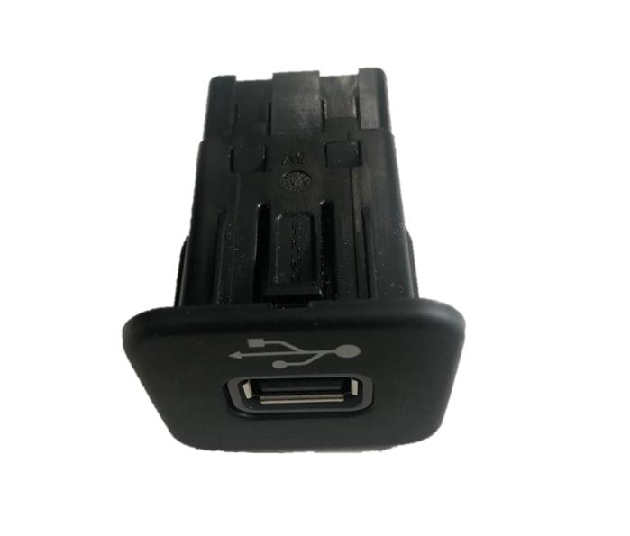 Kit PCD Entrada USB 16V + Moldura Traseira Renegade Original