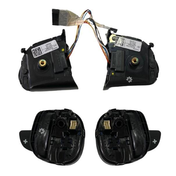 Kit PCD Renegade Farol Milha + Botão Farol Neblina Original + Paddle shift