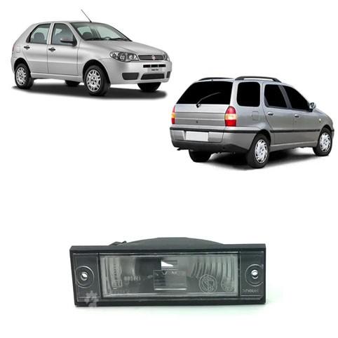 Lanterna Placa Fiat Palio Siena 1996 1998 2002 Original