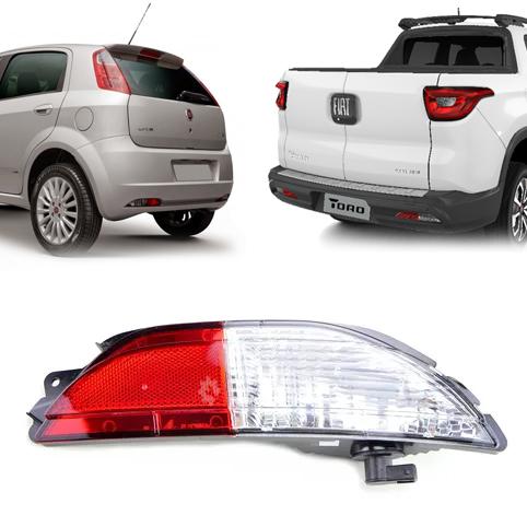 Lanterna Ré Direita Original Fiat Toro Punto 2008 2012 2016