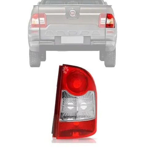 Lanterna Traseira Direita Fiat Strada 2008 2010 2013