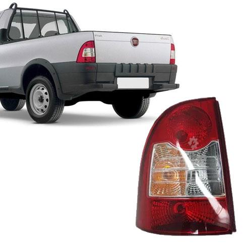 Lanterna Traseira Esquerda Fiat Strada 2008 2020 Original