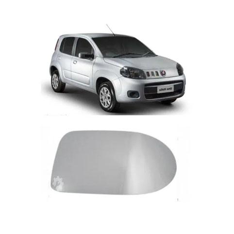 Lente c/ base Direita Fiat Uno 2011 2012 2013