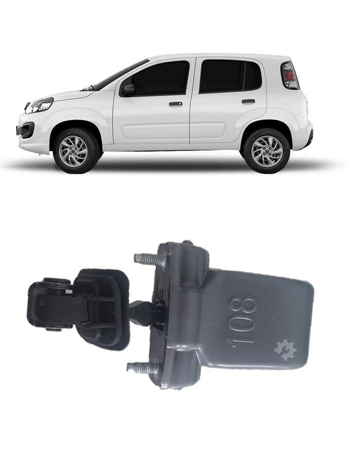 Limitador Porta Traseira Fiat Novo Uno 2011 15 2020 Original