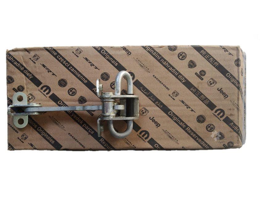 Limitador Porta Dianteira Traseira Idea Palio Siena Original