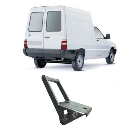 Limitador Porta Traseira Direita Fiat Fiorino 1985 2014