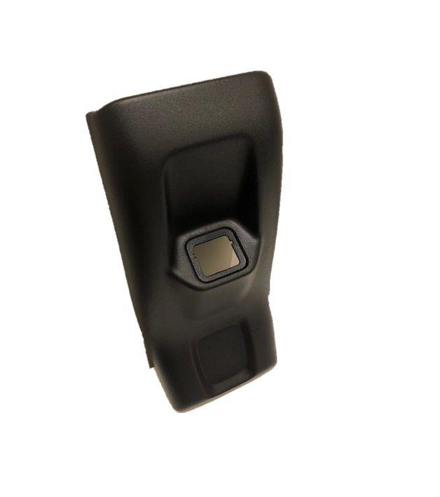 Moldura console central para USB passageiro Renegade PCD 2019 Original