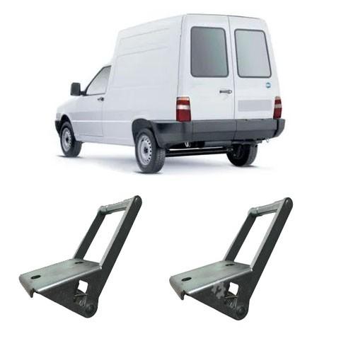 Par Limitador Porta Traseira Fiat Fiorino 1985 2000 2014