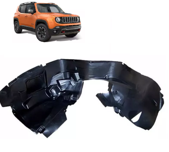Parabarro Dianteiro Direito Jeep Renegade 2015 2016 2017 Original
