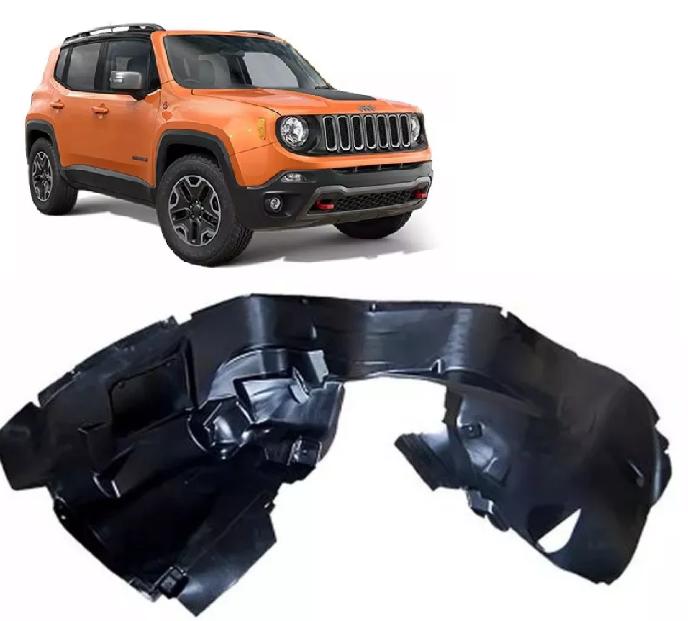 Parabarro Dianteiro Esquerdo Jeep Renegade 2015 2016 2017 Original