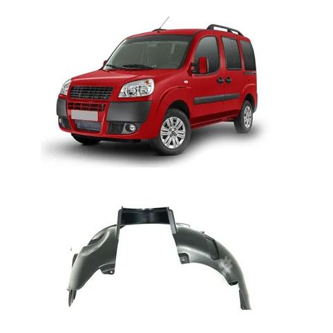 Parabarro Dianteiro Esquerdo Fiat Doblo 2010 2020
