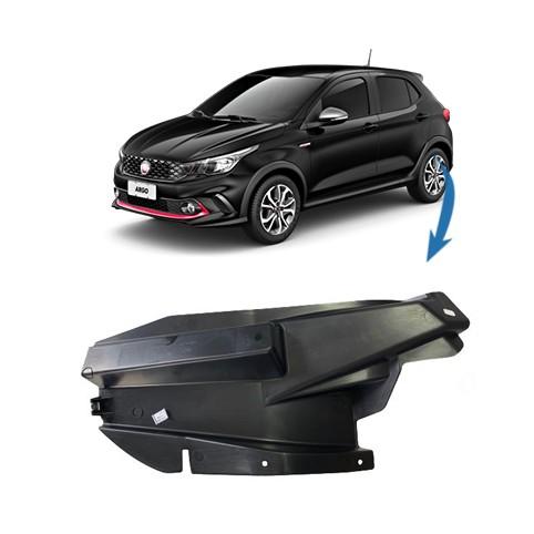 Parabarro Traseiro Esquerdo Fiat Argo 2017 2018 2019 2020