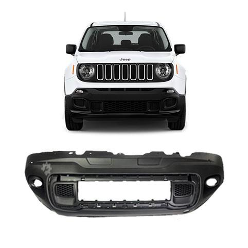 Parachoque Dianteiro Jeep Renegade 2015 2018 2020 Original