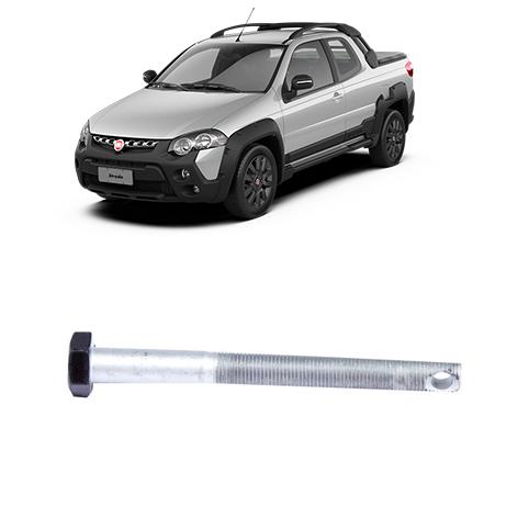 Parafuso Fixação Estepe Original Fiat Strada 1996 2010 2020