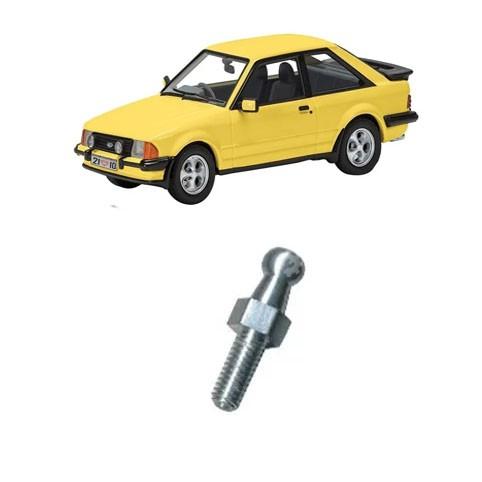 Parafuso Lanterna Pisca Ford Escort 1984 1985 1986 Menor